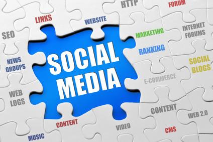 Social Media - ein neues Puzzlestück in der Kommunikation