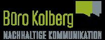 BÜRO KOLBERG | Nachhaltige Kommunikation Logo